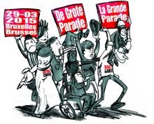 paradetekening